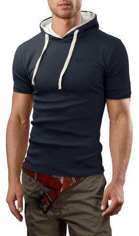 Grin&Bear Kurzarm Slim Fit T-Shirt - (T-Shirt)