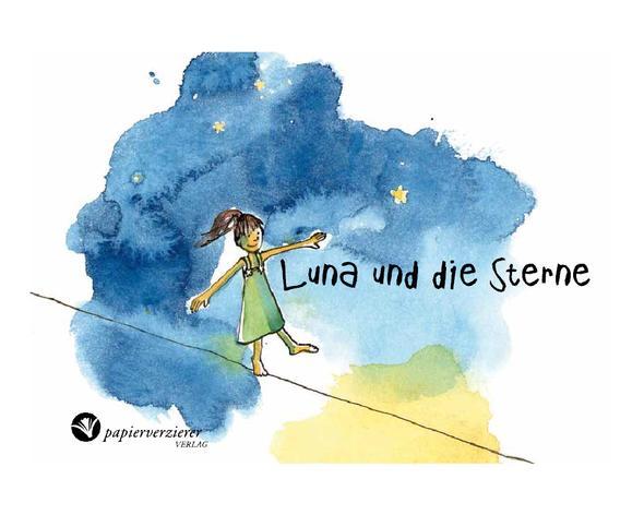 Luna und die Sterne - 9783944544007 - (Geschichte, Kinder)