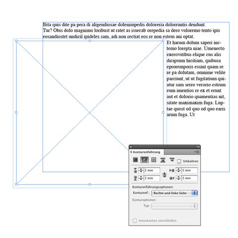 Konturenführung - (PC, Bilder, Text)