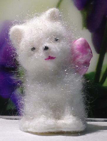 katzenseife der ein fell wächst - (Kinder, Seife)