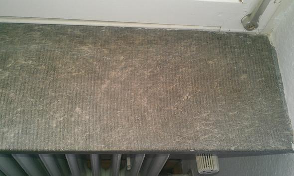 Fabulous Asbest in Fensterbank, bitte um Beurteilung. (Wohnung) DH05