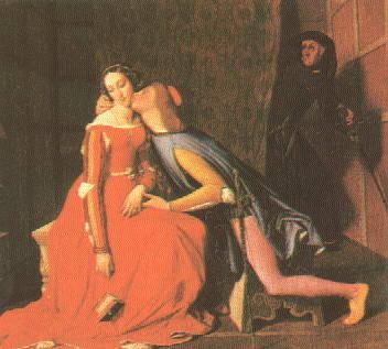 Jean-Auguste-Dominique Ingres - (Geschichte, Kunst, Klassik)