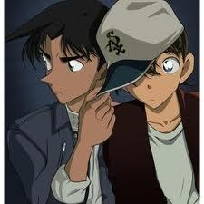 Ich liebe die beiden einfach so, aber es fehlt noch Kaito-Kid ;) - (Video, Anime)