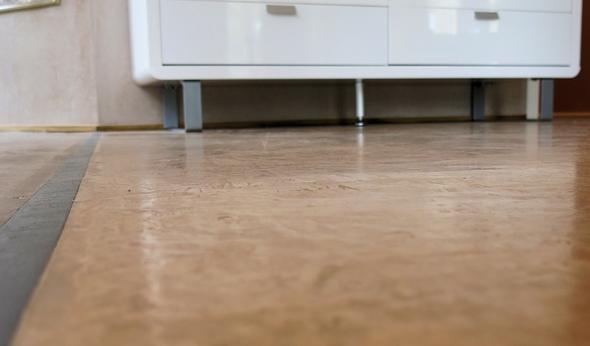 spachtel Boden fugenlos - (Wohnung, Bodenbelag)
