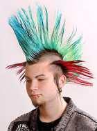 Punk frisuren zuckerwasser