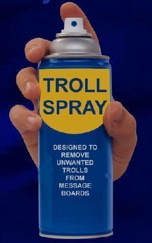 Trollspray - (Psychologie, Deutschland, Gesellschaft)