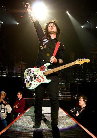 """Fernandes Stratocaster """"Blue"""" - (Musik, Gitarre, Green Day)"""