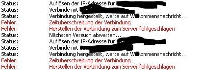 neuer Fehler - (PC, Internet, Router)
