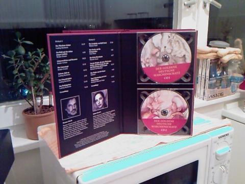 dazugehörige CD's - (Buch, Geschenk, Märchen)