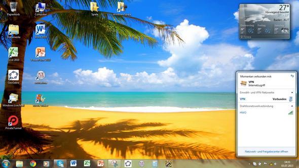 Screenshot 1 - (Computer, Internet, Netzwerk)