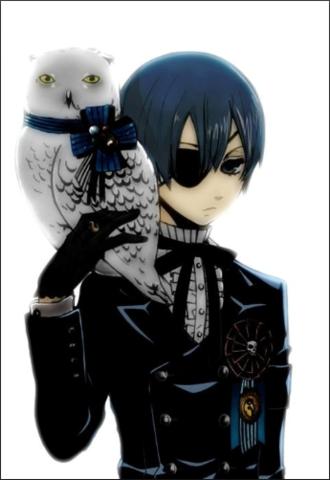 ciel (eine der hauptpersonen) - (Buch, Manga, lesen)