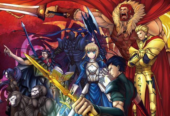 Fate Zero  - (Liebe, Anime)