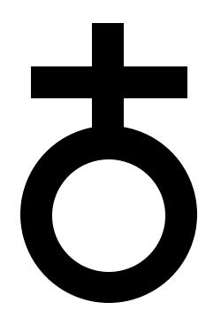 Evangelische Kirche Symbol