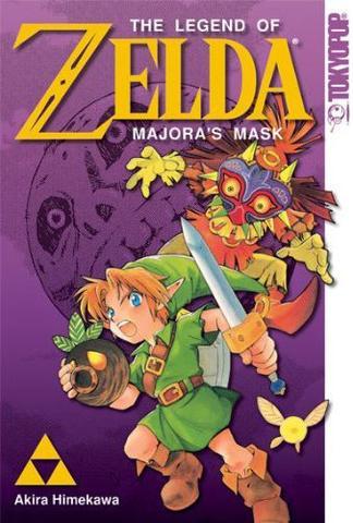 Cover von Zelda Majora's Mask - (Anime, Manga, zeichnen)