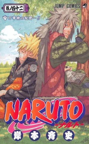 Hier nochmal das cover von Naruto Band 42 - (Anime, Manga, zeichnen)