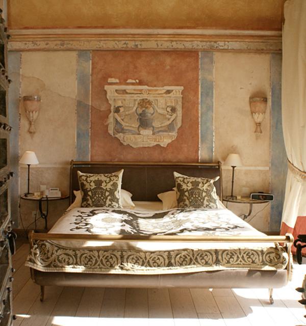 ausgefallene zimmer wandgestaltung kreativit t. Black Bedroom Furniture Sets. Home Design Ideas