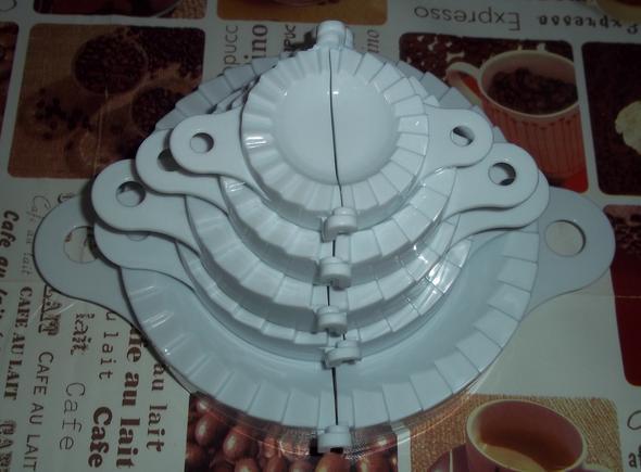 Bild 1 - (Küchengeräte, Maultaschen, Nudelmaschinen)