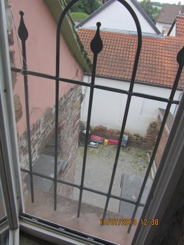 Balkontür Außen - (Tiere, Katze, Katzen)