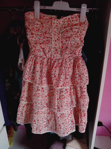 Mein Kleid aus Pimkie - (Mode, Kleid, blümchen)