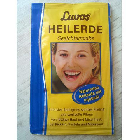 Luvos Heilerde-Maske (gegen Hautunreinheiten und Akne) - (Gesundheit, Beauty, Haut)