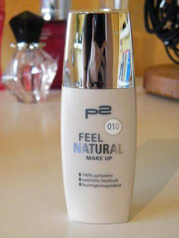 p2 Feel Natural Make Up - (Beauty, Schminke)