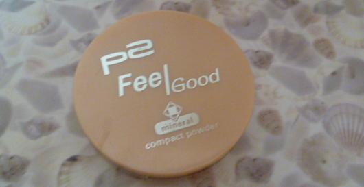 p2 Feel Good Compact Powder - (Beauty, Schminke)