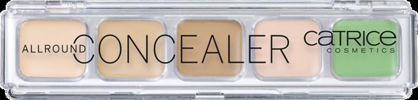 Catrice Allround Concealer Palette - (Beauty, Schminke)