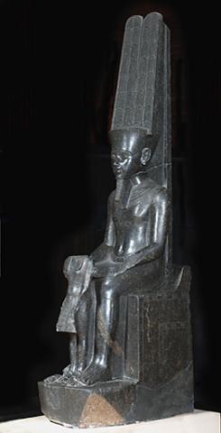 Amun, Amen, Amon mit Steintafelhut - (Sprache, Religion, Christentum)
