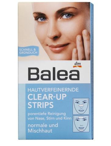 Balea Mitesser Strips - (Gesundheit, Beauty, Haut)