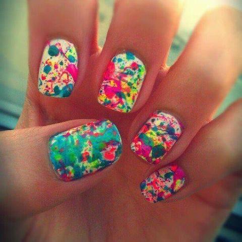 farbmischung - (Beauty, Design, Schönheit)