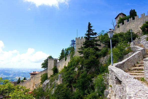 San Marino - (Urlaub, Italien, Sehenswürdigkeiten)