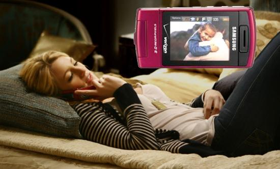 Serenas Handy - (Handy, Samsung, Gossip Girl)