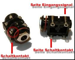 Klinkenbuchse - (Handy, Sound, Kopfhörer)