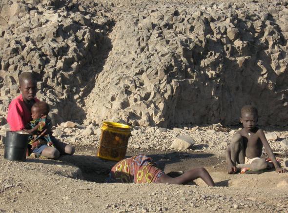 wassersuche turkana - (Wasser, Schaden, Afrika)