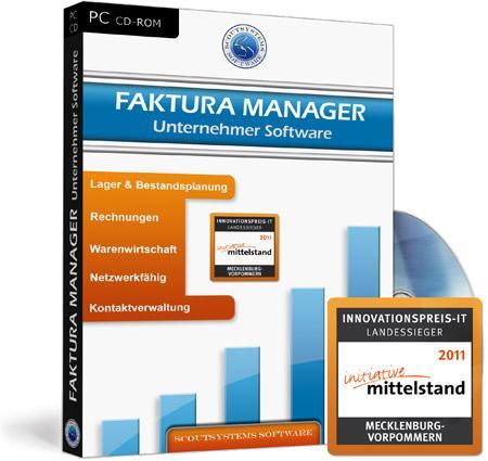 Faktura Manager Unternehmer - (Software, Rechnung)