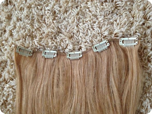 Cliplady 5 Clip In Extensions - (Extensions, clip in)