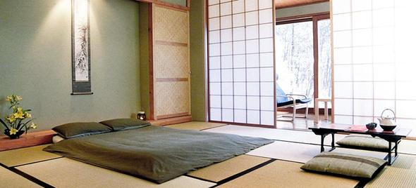 wie kann ich mein zimmer im japanischen stil einrichten japan innenarchitektur. Black Bedroom Furniture Sets. Home Design Ideas