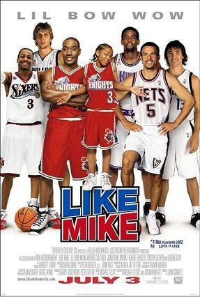 cover Like Mike - (Film, Basketball)