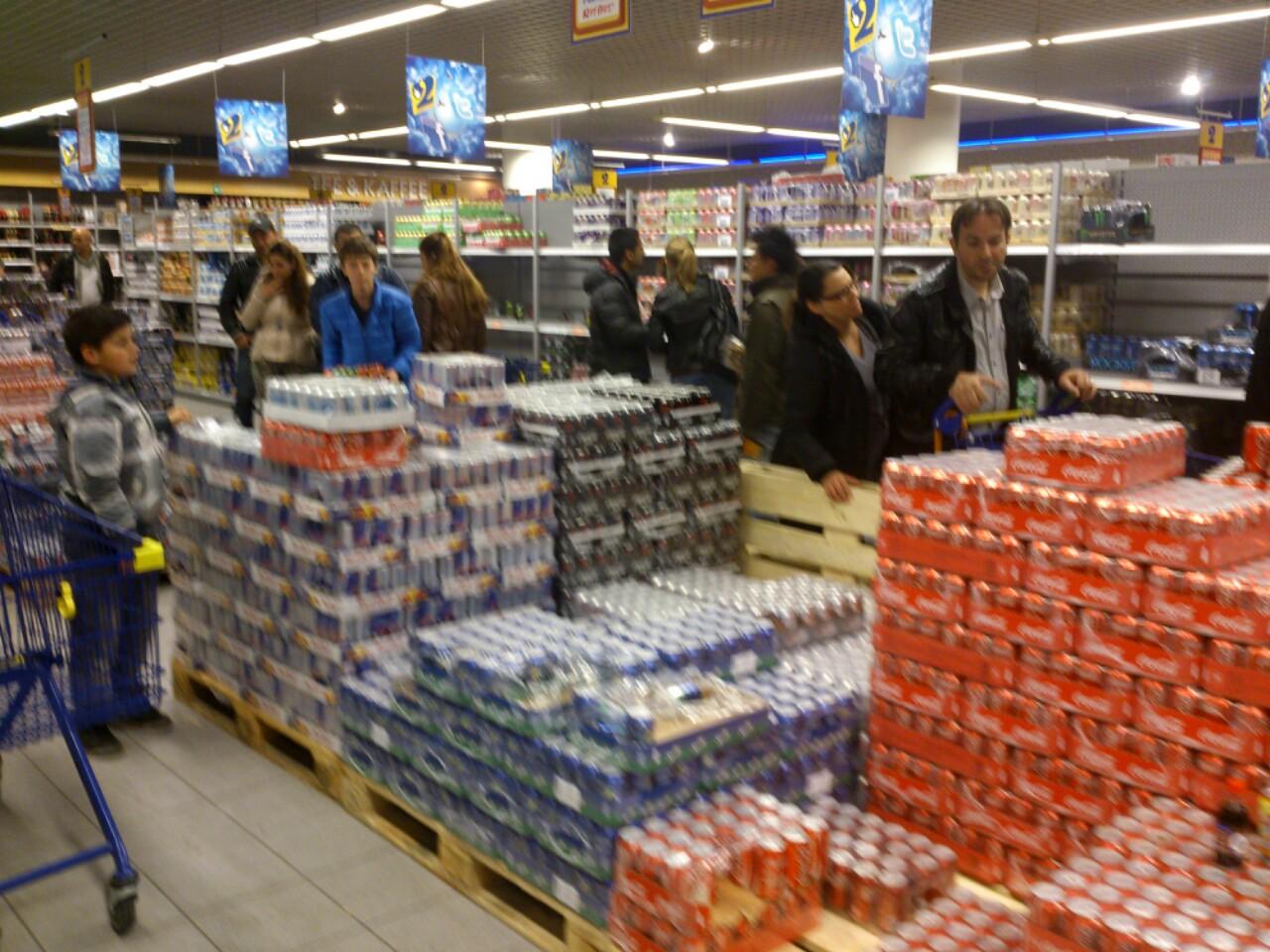 Was sind die größten Supermärkte in Venlo (Niederlande