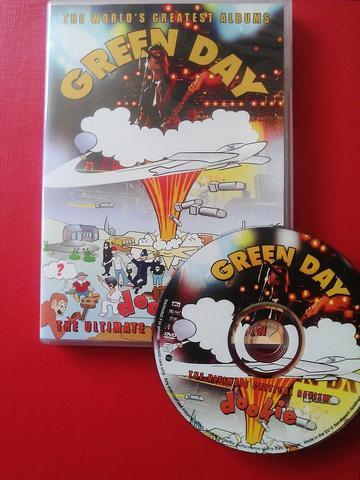 DvD - (Zeitschrift, Bericht, Green Day)