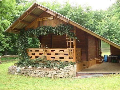 Balmers Hütte - (Freizeit, Ausflug, Waldhütte)