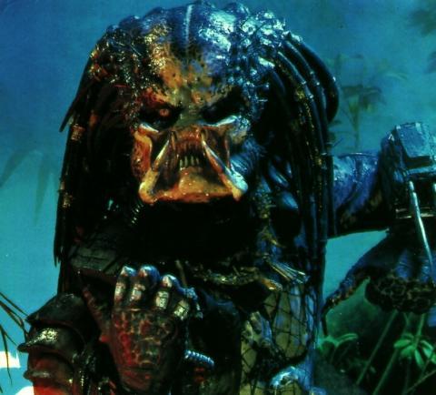 Yautja (Predator) - (Film, Sci-Fi, predator)