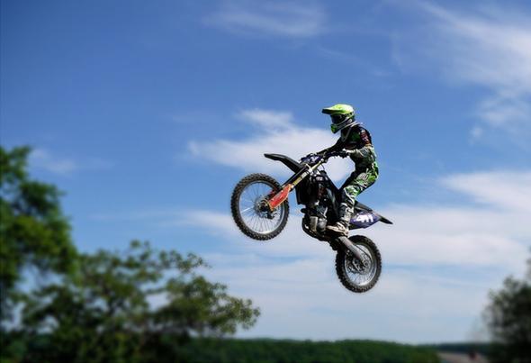 Motocross 2 - (Kamera, Fotografie)