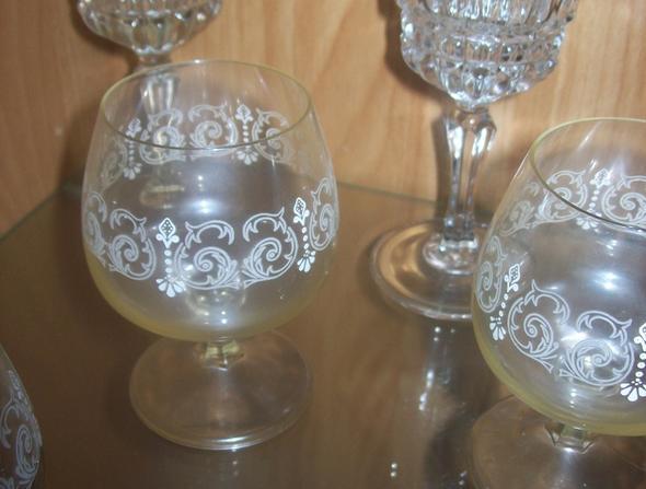 Sind  das  Whisky/Scotch-Gläser? - (Alkohol, Getränke, Glas)