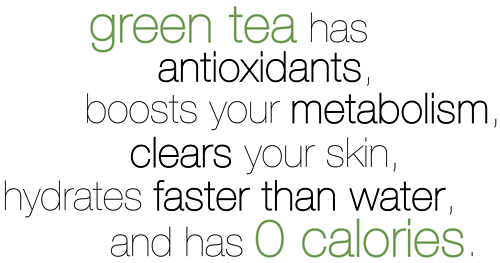 Warum grüner Tee gut zum abnehmen ist. - (abnehmen, Tee, Studie)