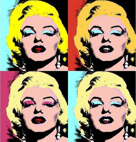 Marilyn.... - (App, Foto, Bunte teile)