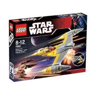 LEGO Naboo starfighter 7660 - (Star Wars, Lego, nato)