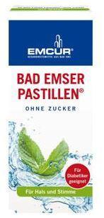 Emcur Bad Emser Pastillen ohne Zucker, 30 Lutschtabletten - (Schmerzen, lesen)