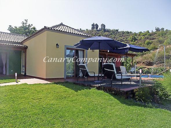 Villa Las Viñitas für 1-4 Personen  - (Urlaub, Rollstuhl, Ferienhaus)