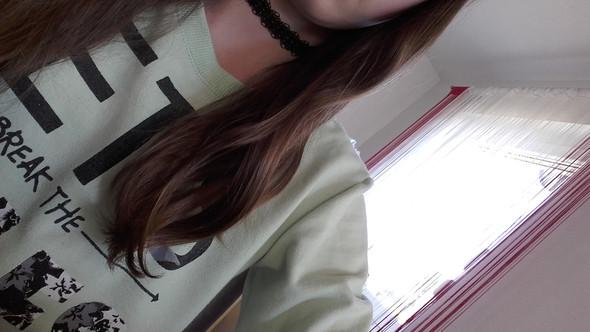 Meine Haarfarbe  - (Haare, tönen)